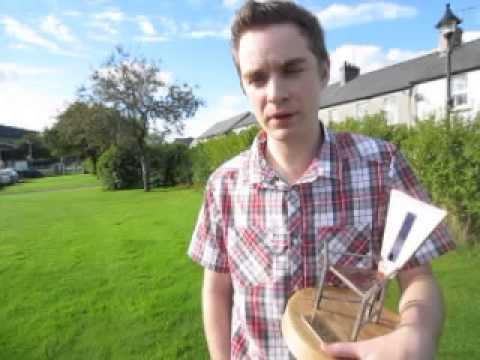 Endaf Griffiths Bardd y Gadair Eisteddfod Llanbed 2015