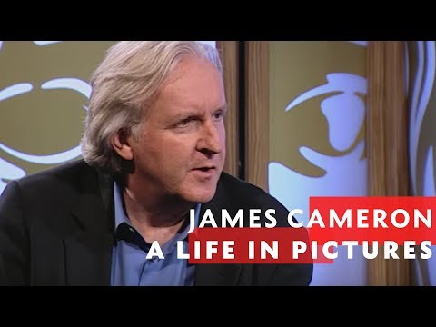 James Cameron : A Life in Pictures | From the BAFTA Archives