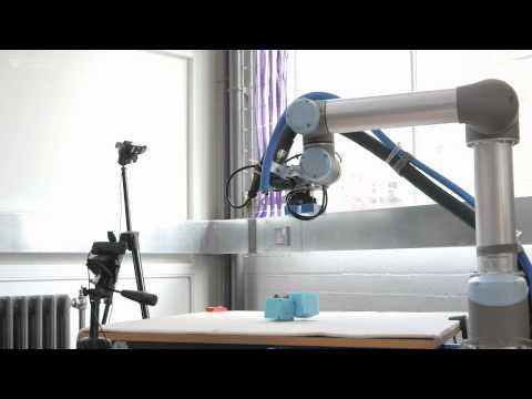 On the origin of (robot) species