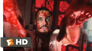 Cube (12/12) Movie CLIP - The Return of Quentin (1997) HD