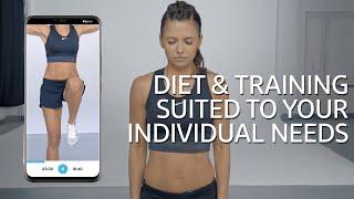 Anna Lewandowska - Diet & Training by Ann App  (iOS iPhone & Android)