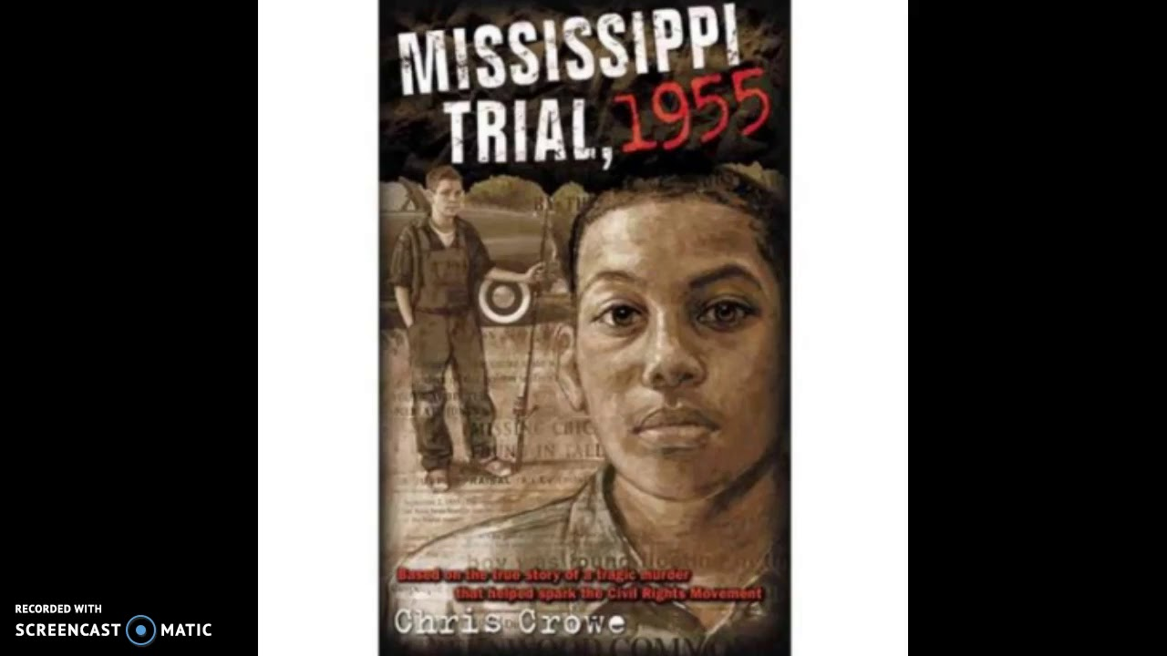 mississippi trial 1955 summary