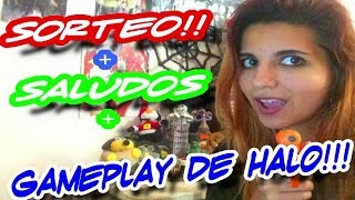 SALUDOS!!!! Halo Combat Evolved - GAMEPLAY EPICO - shes a retro gamer