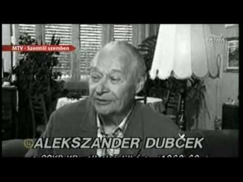 Alexander Dubček magyarul