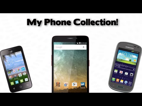 My Phone Collection - June 2016