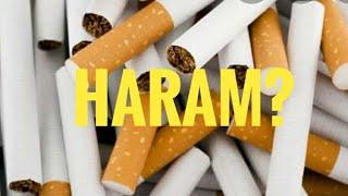 Zakir Naik, smoking, haram or makruh?