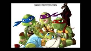 песня черепашек ниндзя 4 пацана