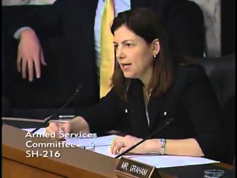 Ayotte Questions Secretary Hagel and General Dempsey on Furloughs