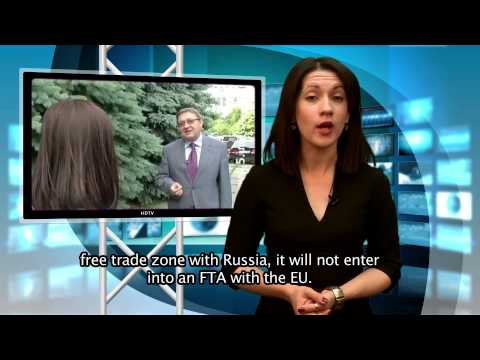 Kontakt TV: June 8, 2013 (#2141, Part 2) - News from Ukraine