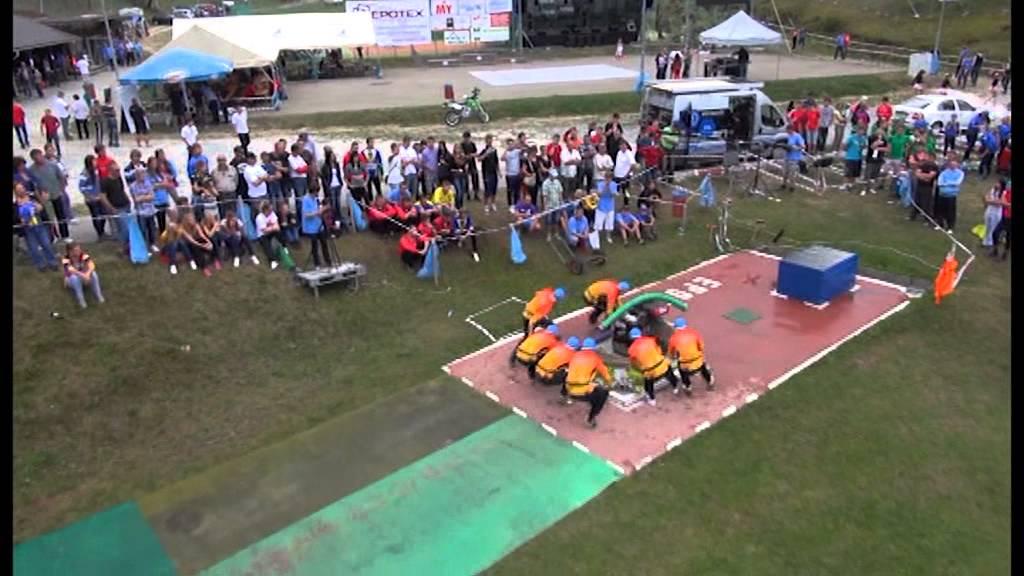 Okrem súťaží organizátori pripravili aj celodenný.