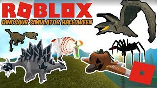 Roblox Dinosaur Simulator - How Much Should You Save For HALLOWEEN? (Tips on Saving DNA)