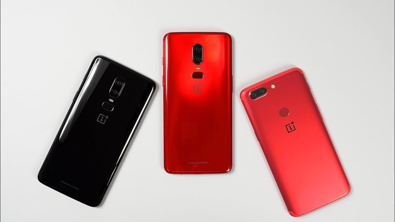 One Plus 6 Rot