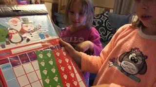 Santa reward charts [Vlog #345]