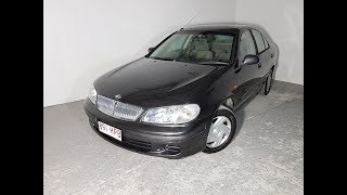 (SOLD) Automatic 4cyl Sedan Nissan Pulsar 2002 Review