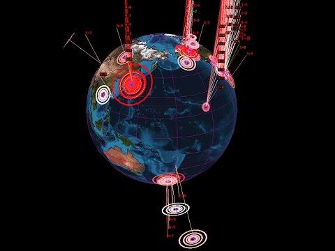 Earthquake Live Streaming Channel .... Live Realtime earthquake seismos..