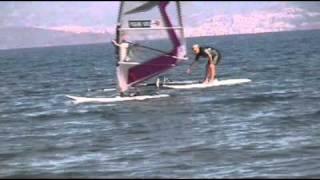 Виндсерфинг на острове Кос. Греция. Сентябрь 2010(, 2010-10-21T19:26:53.000Z)