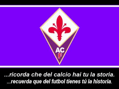 Inno ACF Fiorentina (Testo) - Himno del ACF Fiorentina (Letra)