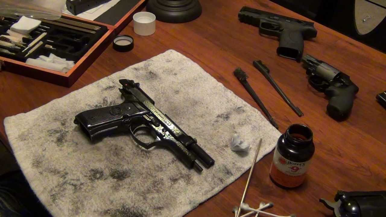 Beretta M9 Takedown Clean And Reassemble Youtube
