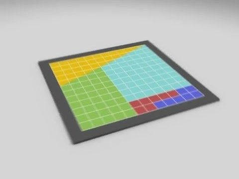 3d visual explanation of the missing square puzzle youtube