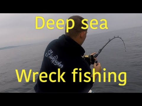 MONSTER FISH - Wreck Fishing -