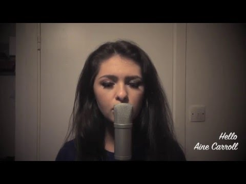 Hello - Adele cover by Aine Carroll