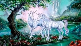 Beautiful Unicorn Music - Legend of the Unicorns