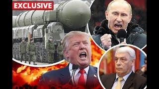 Putin no bromeaba: Rusia está lista para atacar Europa revela ex general ruso