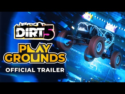 DIRT 5 | Official Playgrounds Trailer | Arena Creator Mode! | Xbox Series X, PS5 [ES]
