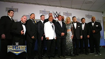 2015 WWE Hall of Fame - YouTube