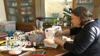 Wisconsin woman creates dolls representing kids with disabilities