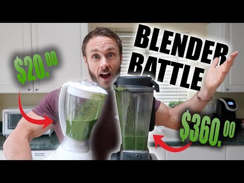 Vitamix vs Cheap Blender | Is It Worth The Money?