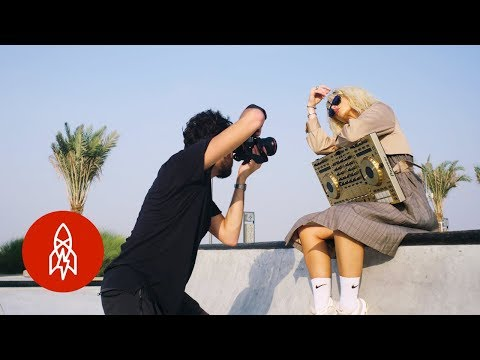 The Photographer Finding Inspiration in Dubai