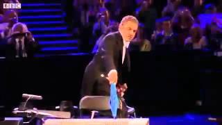 Мистер Бин Лондон олимпиада(Церемония открытия Олимпийских игр в Лондоне началась с Мистер Бин (Роуэн Аткинсон) в музыке Огненные колес..., 2012-07-28T19:54:12.000Z)