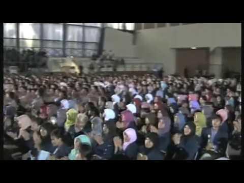 ROSSY Goes to Campus INDONESIA TANGGUH, Kampus IPB-Dramaga BOGOR