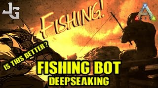 ARK - Testing New Fishing Bot - Is this better than the Fishing Script?