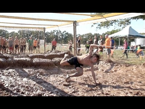 TOUGH MUDDER CHALLENGE
