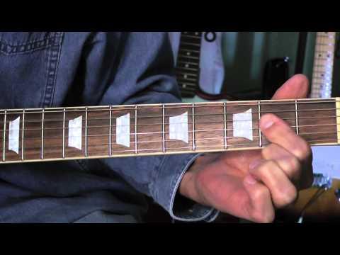 The Last Time Guitar Lesson (pt1)