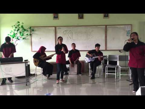 Oh Ya - Warna (Cover Accoustic) by Unost Sman 3 Pontianak
