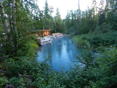 Liard Hot Springs, BC, Canada
