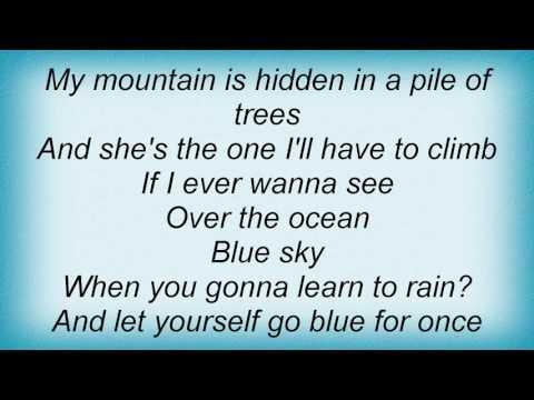 Ryan Adams - Blue Sky Blues Lyrics