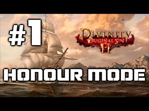Divinity Original Sin 2 - Honour Walkthrough: Troubled Waters, Reach Level 2 from Start - Part 1