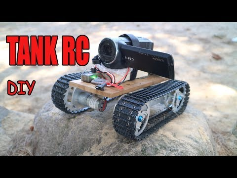 How to build Metal Tank RC.