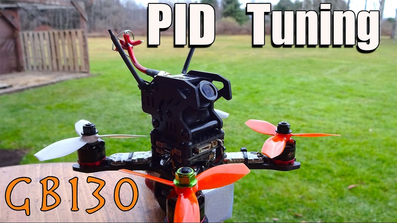 pid tuning tutorial gb130 youtube