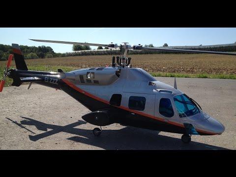 Bell 222 500er Funflight mit Loopings