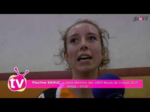 Actu' Sports - La Ronde de Crussol