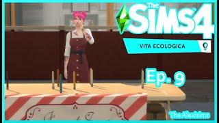 The Sims 4 - Vita Ecologica - Vendita di candele - Ep. 9 - Gameplay ITA