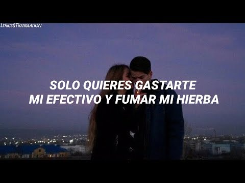 Belly ft The Weeknd - What You Want  Traducción Al Español ; Sub