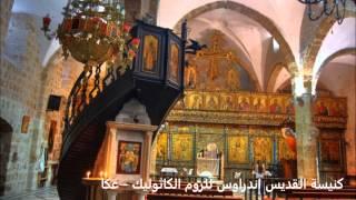القداس الإلهي في الطقس البيزنطي - الجزء الثاني - الطلبات السلامية ودورة الانجيل