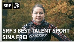 Sina Frei | Mountainbike | SRF 3 Best Talent Sport
