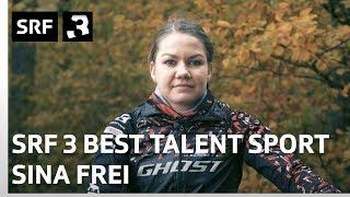 Download Sina Frei | Mountainbike | SRF 3 Best Talent Sport Mp3 and Videos
